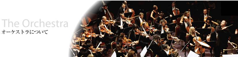 オーケストラについて|ワールド...
