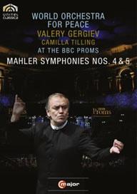 2010年BBCプロムス ゲルギエフ&ワールド・オーケストラ・フォー・ピースによるマーラー:交響曲第4番、第5番|ワールド・オーケストラ・フォア・ピース|World Orchestra for Peace